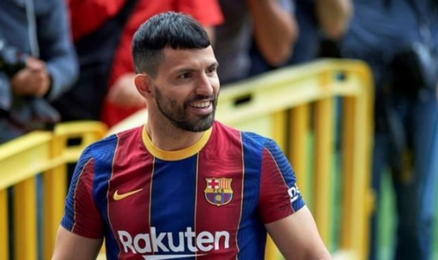 Познато кога Агуеро ќе дебитира за Барселона