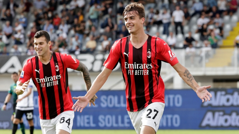 Трета генерација Малдини, Даниел даде гол во победа на Милан над Специја (ВИДЕО)