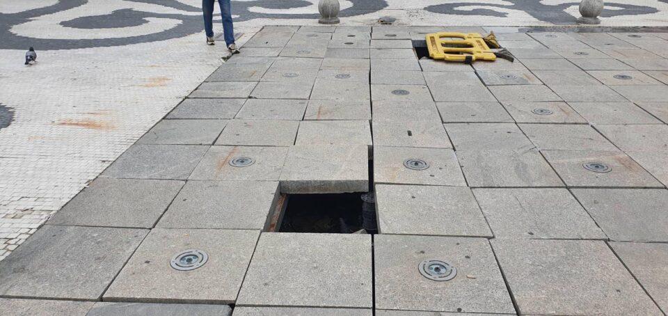 """Отворете """"четири очи"""" кога се движите низ плоштадот Македонија – центарот на Скопје е небезбеден за граѓаните (ФОТО)"""