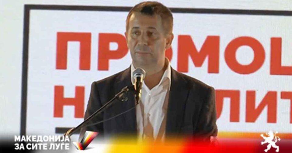Сарамандов: Гевгелија ќе биде модерен град со развиен туризам и многу зелени површини