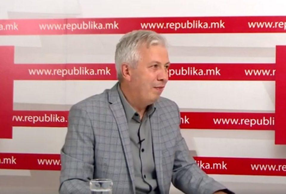 """""""СДСМ стои зад монструозните закани по живот на кандидатот за градоначалник на ВМРО-ДПМНЕ за Прилеп Борче Јовчески, ЈО да реагира!"""""""