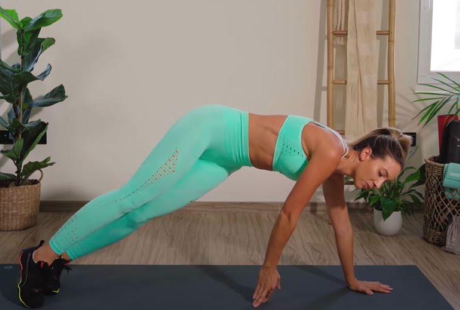 Ако сакате тенка половина и челични стомачни, ве чека голем труд: 10 минути од пеколни вежби за стомак!