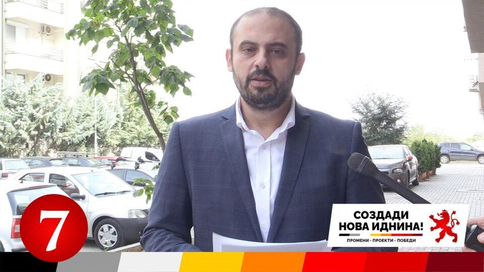 Ѓорѓиевски: Создаваме нова иднина за Кисела Вода, нови 3.500 паркинг места, Расадник со ново зеленило