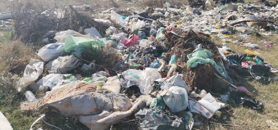 ФОТО+ВИДЕО: Еколошка катастрофа- Ова е сликата на кејот на Лепенец