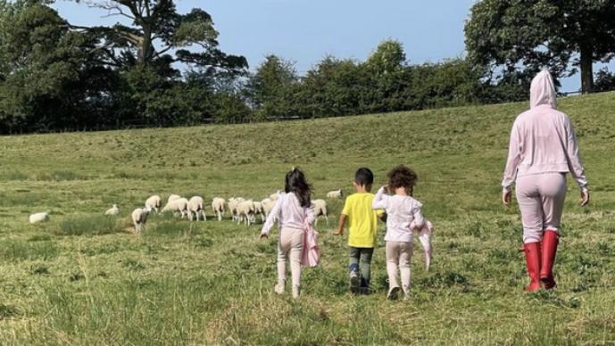 Роналдо морал да го промени домот во Манчестер, овци со своето блеење му го реметеле сонот