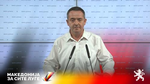 Николов: Филипче е најповиканиот на одговорност, зошто нема основни одговори од кој материјал се градени болниците и како горат за две минути