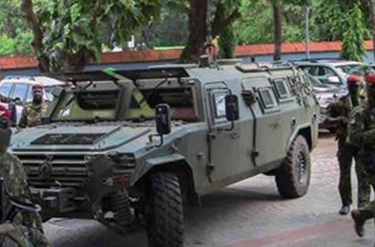 По воениот удар во Гвинеја лидерите на западна Африка воведоа санкции против хунтата