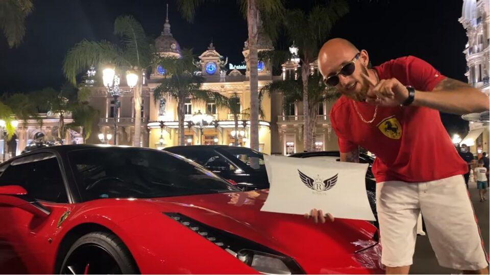 """Star Boy – македонскиот трап артист кој живее во Париз го промовираше својот """"Infinity Box"""" во Монте Карло (ВИДЕО)"""