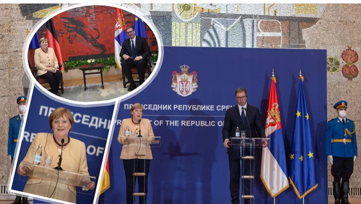 Вучиќ: Ние многу добро знаеме дека Косово е услов за пристапување на Србија во ЕУ