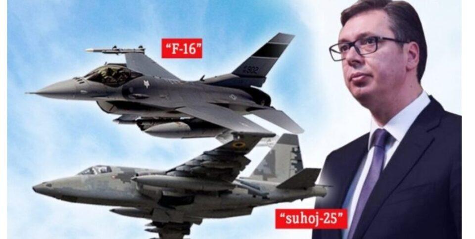 Вучиќ: НАТО мислеше се шегувам кога им кажав дека ќе ги кренам авионите