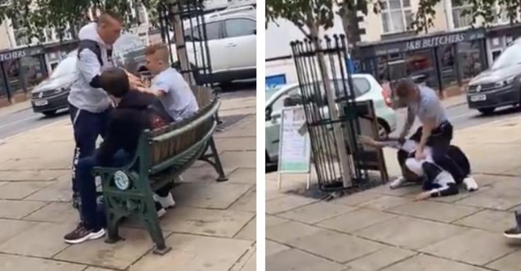 ВИДЕО: Нападнал момче на улица незнаејќи дека е светски првак, па го извлекол подебелиот крај!