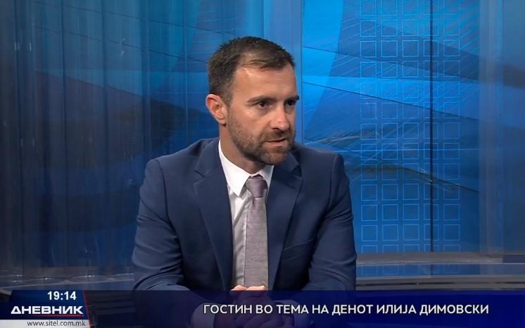 Димовски: Последниот месец дена Македонија е прва по смртност од корона во Европа, тоа е доволно за оставка на Филипче