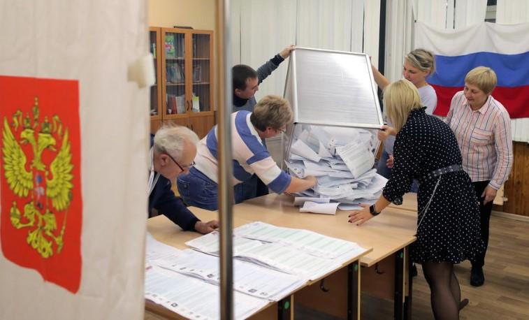 Завршија изборите во Русија, четири партии се очекува да влезат во составот на Државната дума