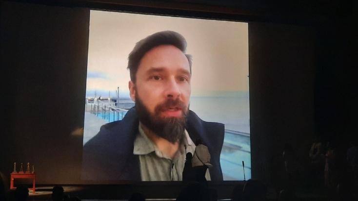 """Златна """"Камера 300"""" за кинематограферот Јани-Петери Паси од Финска"""
