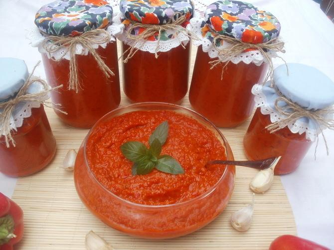 Домашен ајвар по вкус на баба (РЕЦЕПТ)