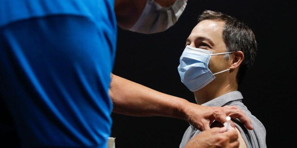 Првиот човек на белгиската Влада е против задолжителната вакцинација против Ковид-19