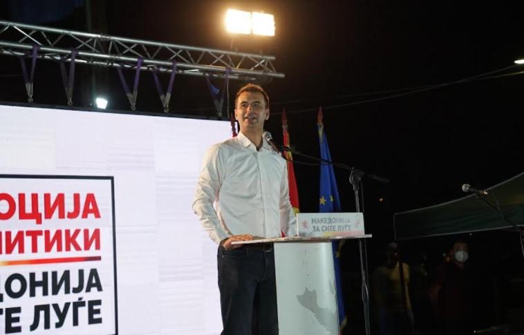 Стојкоски вети низа проекти за Ѓорче Петров: Мојот фокус, како и секогаш, ќе биде здравјето на сите луѓе