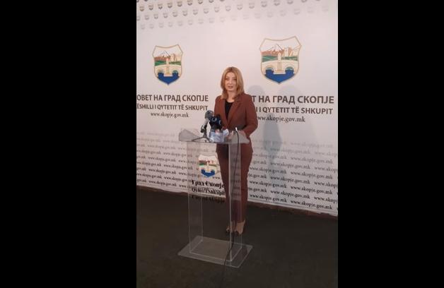 ВМРО-ДПМНЕ го осудува нападот врз Данела Арсовска кој е последица на однесувањето на Заев и Шилегов
