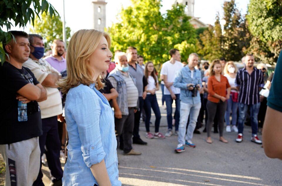 Данела Арсовска: Волково е едно од заборавените места во градот! Не може да има половични решенија во градот