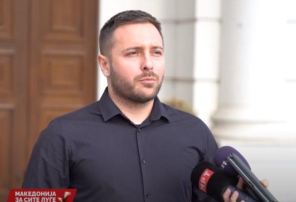 Арсовски: Зоран Заев ти си на ред, немој да мислиш дека Филипче примил куршум за тебе и те спасил