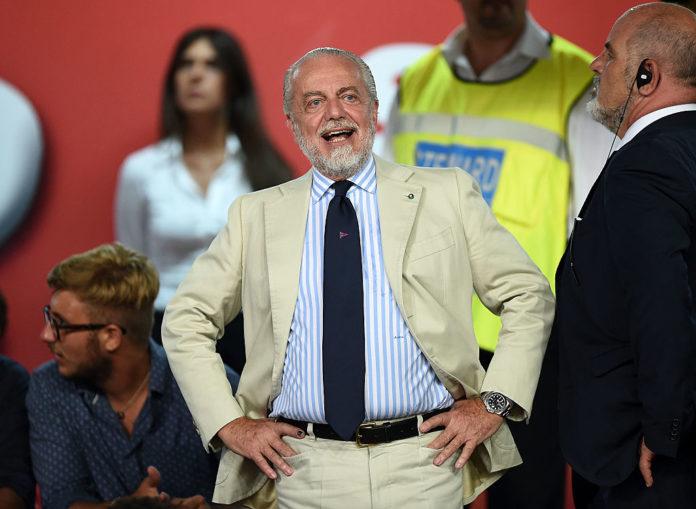 Де Лаурентис подготвува проект вреден 10 милијарди евра кој ќе предизвика тектонски промени во фудбалот