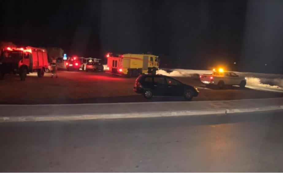 Две лица загинаа по пад на мал авион во близина на грчкиот остров Самос