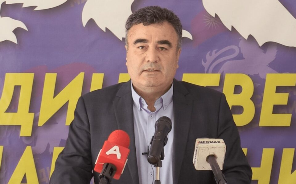 Eдинствена Македонија со поддршка за кандидатите за градоначалници на ВМРО-ДПМНЕ, нема да има свои кандидати