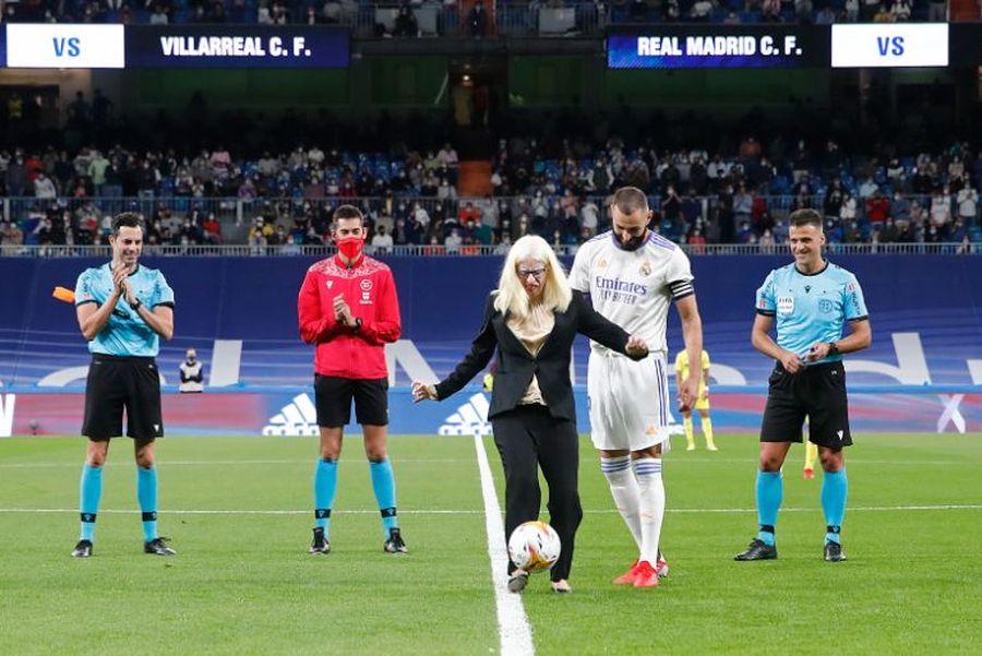 """Параолимписка шампионка ги изнасмеа сите присутни на """"Бернабеу"""", џентлменот Бензема воодушеви со потегот (Видео)"""