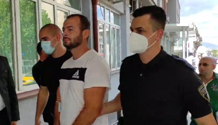 БОРБА ЗА ПРАВДА И ПРАВДИНА: Организаторот на протестите во Тетово Блерим Ахмеди започна штрајк со глад