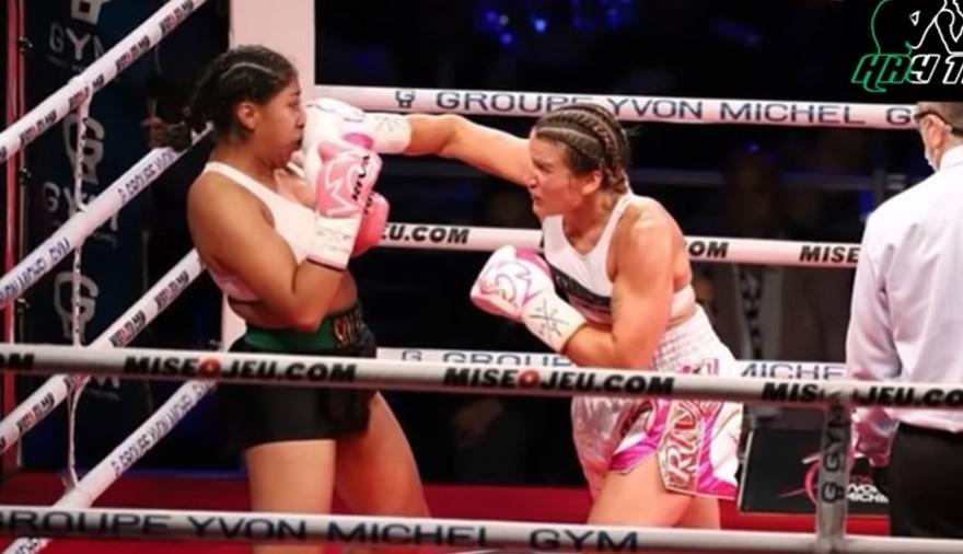 Трагедија: Млада боксерка почина по овие потресни сцени во рингот (ВИДЕО)