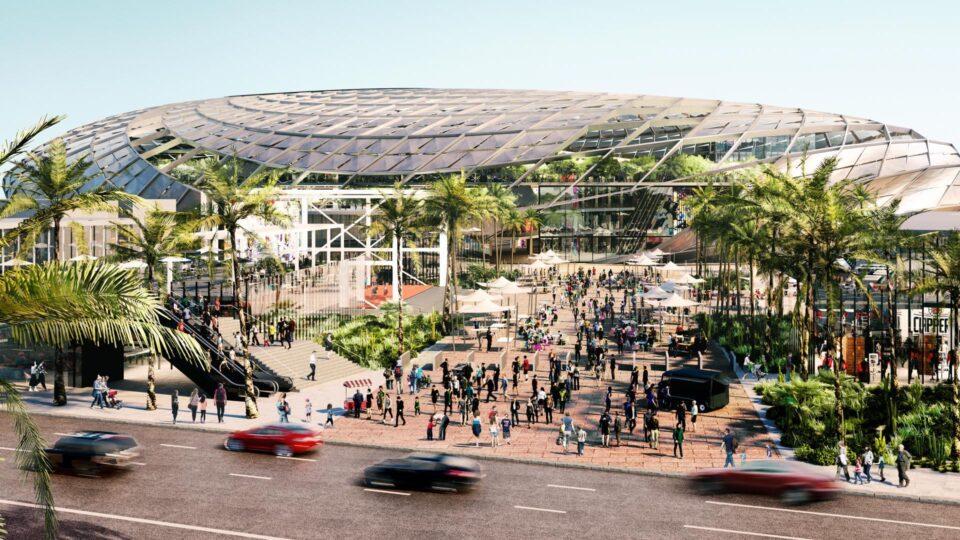 Лос Анџелес клиперс инвестира две милијарди долари во сопствена сала