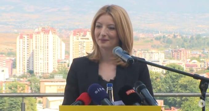 Арсовска: Скопје ќе биде град на иднината и град за сите скопјани- пристап на лицата со попреченост во сите институции, зголемување на бројот на социјални работници во училиштата и Скопје како град на културата