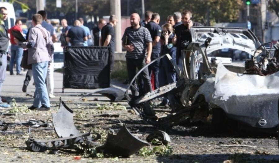 Во експлозија на автомобил загинаа двајца претставници на локалната влада во Днипро