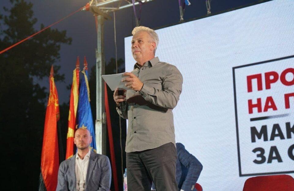 Д-р Јовчески до Заев: Покажете повеќе почит за нашите херои и прекинете со понижувањето на нашите предци