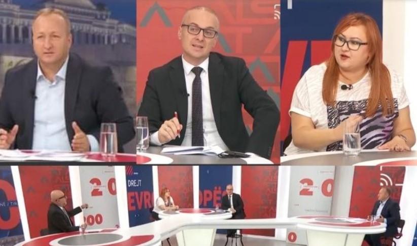 """СДСМ избега од дебата на """"Алсат"""" за одговорност и оставки по трагедијата во Тетово"""