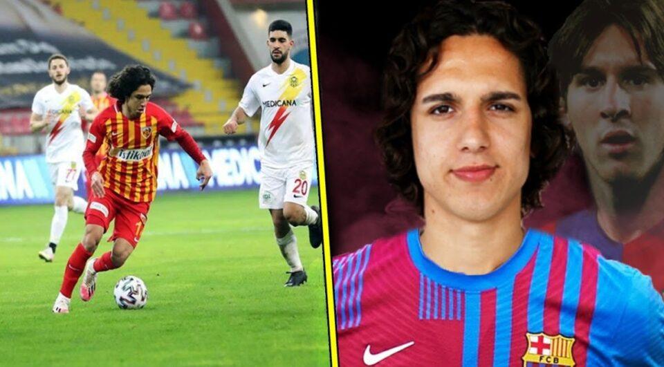 ЧУДО ОД ДЕТЕ: Тинејџер потпиша договор со Барселона!