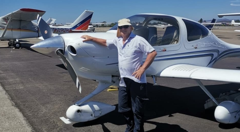 Сведокот против екс претседателот на Израел што загина во авионска несреќа, летал за Македонија