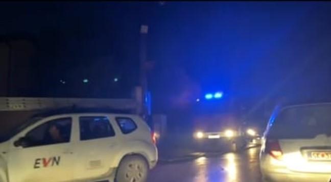 Бандера се запали во Ѓорче Петров, дел од Ново Село остана без струја (ФОТО)