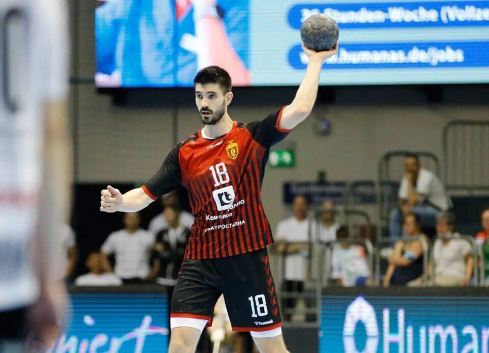 Гурбиндо го напушта Вардар и го засили Динамо Букурешт