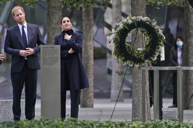 Принцот Хари и Меган прв пат во јавноста по раѓањето на нивната ќерка: Парот во посета на Њујорк, а еве и поради која причина се таму!