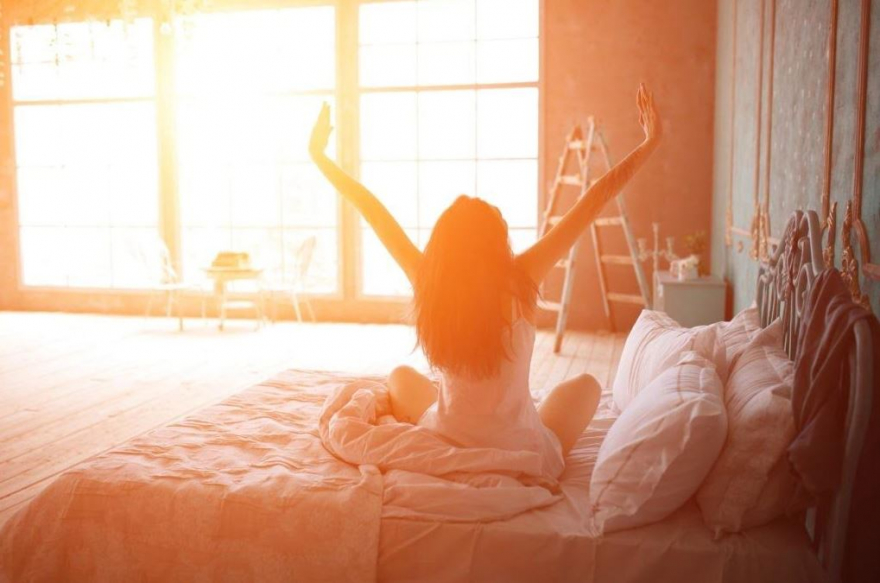 Пет работи кои треба да си ги кажувате пред спиење