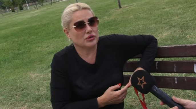 Македонската пејачка Ирена Спасовска со низа навреди за свој колега: Ваков изрод досега немам видено (ВИДЕО)