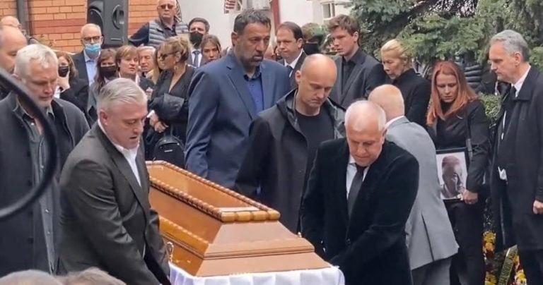 ЗДОВЦ: Не требаше да дојдам на погребот на Дуда