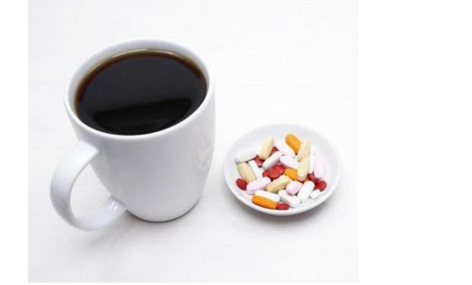 Ова мора да го знаете: Ако пиете од овие лекови, заборавете на кафе!