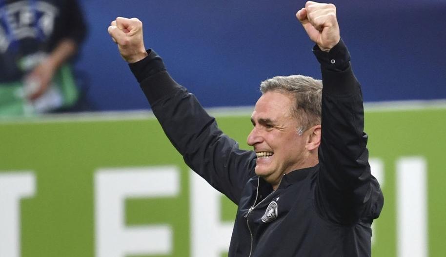 Германецот Кунц пред промоција во нов селектор на Турција
