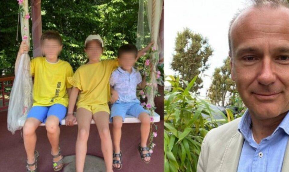 Детали за двојниот живот кој го водел таткото монструм: Ги задавил децата кои мислел дека не се негови