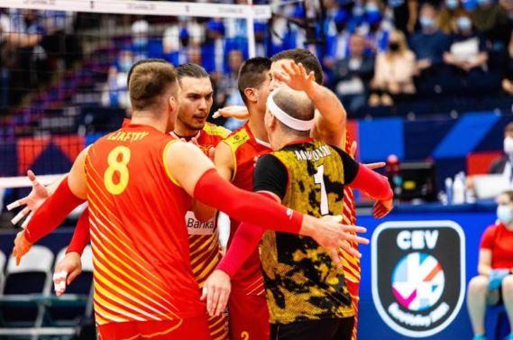 Холандија втор противник на македонските одбојкари на ЕП