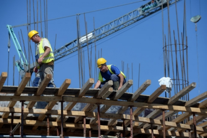Почина работник од Скопје при изведување градежни работи на зграда