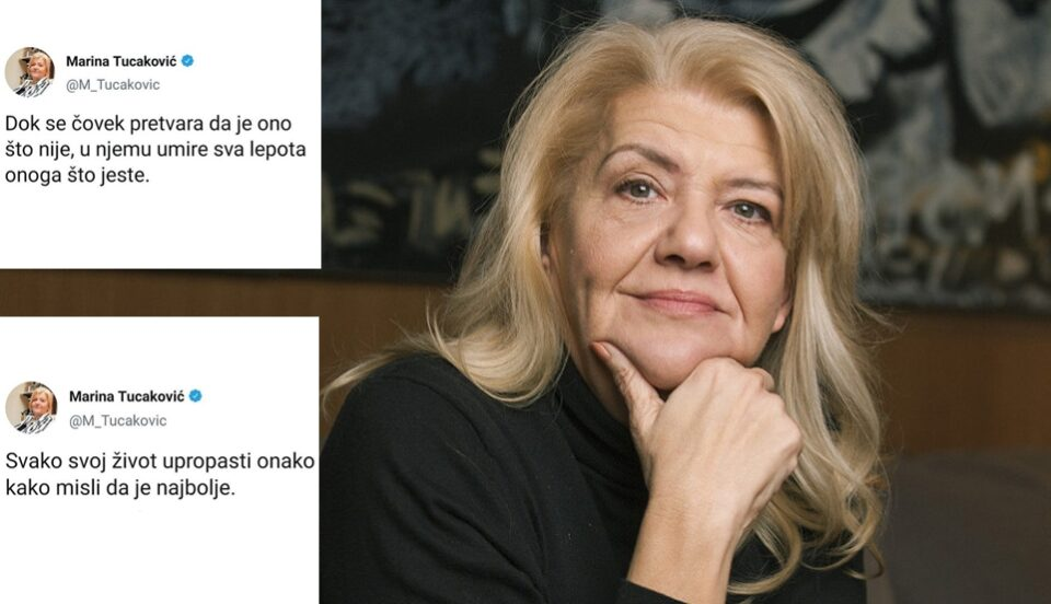 Се ќе ви се оствари што им посакувате на другите: Ова се пораките на Марина Туцаковиќ кои многу добро треба да ги запаметите (ФОТО)