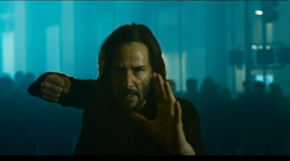 """Ѕирнете во трејлерот за долгоочекуваниот """"Матрикс 4"""" (ВИДЕО)"""